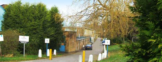 Tapton Business Park Office Space to rent